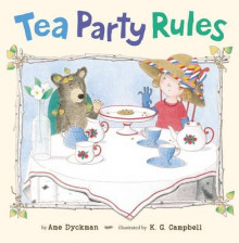 Tea Party Rules av Ame Dyckman (Innbundet)