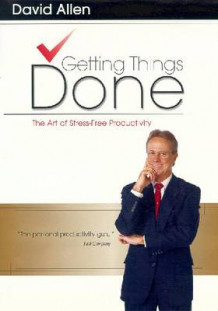 Getting Things Done av David Allen (Innbundet)