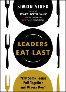 Leaders Eat Last av Simon Sinek (Heftet)