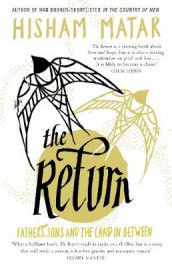 The Return av Hisham Matar (Innbundet)