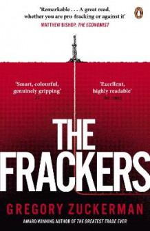 The Frackers av Gregory Zuckerman (Heftet)