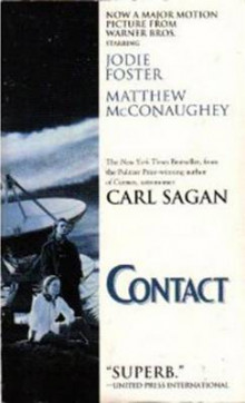 Contact av Carl Sagan (Heftet)