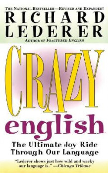 Crazy English av Richard Lederer (Heftet)