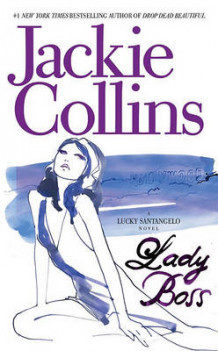 Lady Boss av Jackie Collins (Heftet)