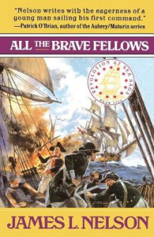 All the Brave Fellows av James L Nelson (Heftet)