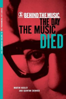 The Day The Music Died av Quinton Skinner og Martin Huxley (Heftet)