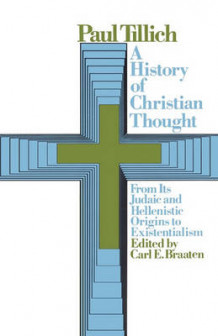 A History of Christian Thought av Paul Tillich (Heftet)