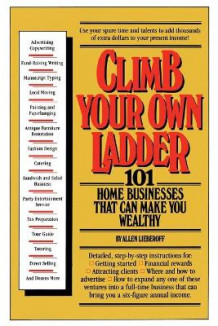 Climb Your Own Ladder av Allen J. Lieberoff (Heftet)