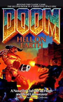 Doom: Hell on Earth No. 2 av Dafydd Ab Hugh og Brad Linaweaver (Heftet)