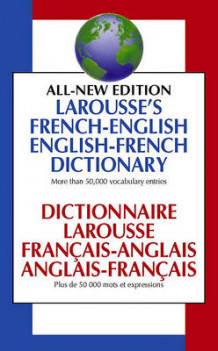 Larousse's French-English, English-French Dictionary = av Larousse (Heftet)