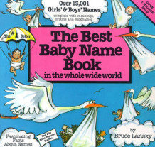 Best Baby Name Book in the Whole Wide World (Heftet)