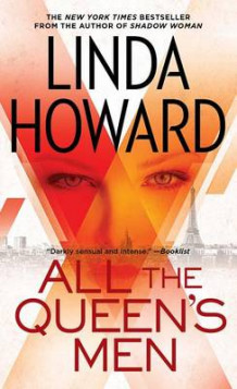 All the Queen's Men av Linda Howard (Heftet)