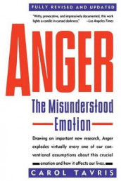 Anger: The Misunderstood Emotion av Carol Tavris (Heftet)