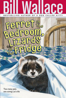 Ferret in the Bedroom, Lizards av WALLACE (Heftet)