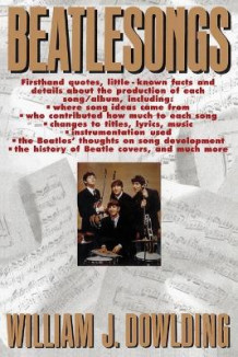 Beatlesongs av William J. Dowlding (Heftet)