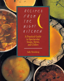 Recipes from the Night Kitchen av Sally Nirenberg og Sally Sampson (Heftet)