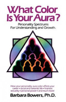What Color is Your Aura? av Barbara Bowers (Heftet)
