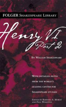 Henry VI Part 2 av Shakespeare (Heftet)
