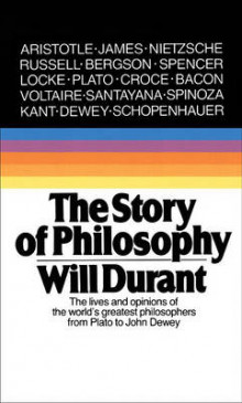 The Story Of Philosophy av Durant (Heftet)