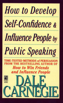 How to Develop Self Confidence and av Dale Carnegie (Heftet)