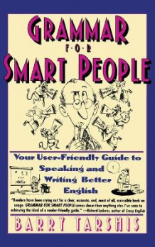 Grammar for Smart People av Barry Tarshis (Heftet)