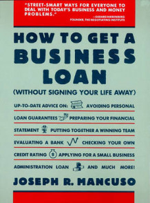 How to Get a Business Loan av Joseph.R. Mancuso (Perm)