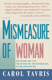 The Mismeasure of Woman av Carol Tavris (Heftet)