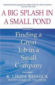 A Big Splash in a Small Pond av Linda Resnick (Heftet)