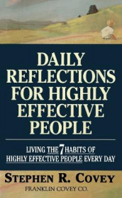 Daily Reflections for Highly Effective People av Stephen R. Covey (Heftet)