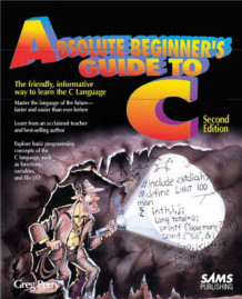 Absolute Beginner's Guide to C av Greg M. Perry (Heftet)