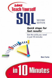 Sams Teach Yourself SQL in 10 Minutes av Ben Forta (Heftet)