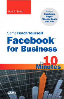 Sams Teach Yourself Facebook for Business in 10 Minutes av Bud E. Smith (Heftet)