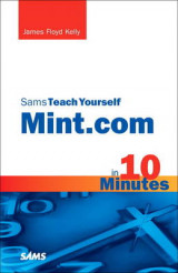 Omslag - Sams Teach Yourself Mint.Com in 10 Minutes