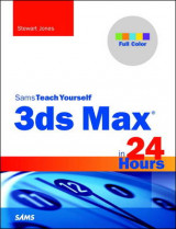 Omslag - 3ds Max in 24 Hours, Sams Teach Yourself