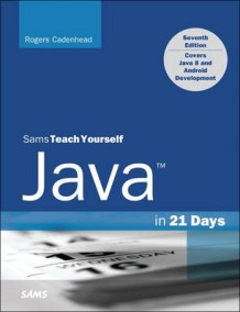 Java in 21 Days, Sams Teach Yourself (Covering Java 8) av Rogers Cadenhead (Heftet)