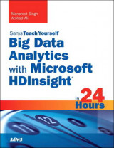 Omslag - Big Data Analytics with Microsoft HDInsight in 24 Hours, Sams Teach Yourself