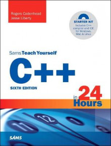 C++ in 24 Hours, Sams Teach Yourself av Rogers Cadenhead og Jesse Liberty (Heftet)