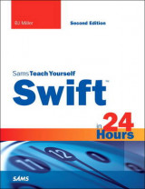 Omslag - Swift in 24 Hours, Sams Teach Yourself