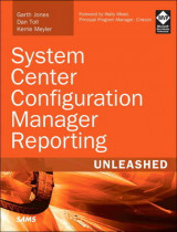 Omslag - System Center Configuration Manager Reporting Unleashed