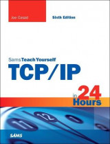 Omslag - TCP/IP in 24 Hours, Sams Teach Yourself