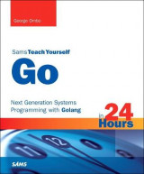Omslag - Go in 24 Hours, Sams Teach Yourself