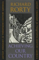 Achieving Our Country av Richard Rorty (Heftet)