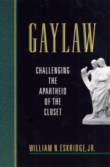 Gaylaw av William N. Eskridge (Heftet)