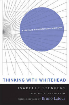 Thinking with Whitehead av Isabelle Stengers (Innbundet)