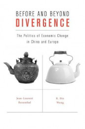 Before and Beyond Divergence av Jean-Laurent Rosenthal og R. Bin Wong (Innbundet)