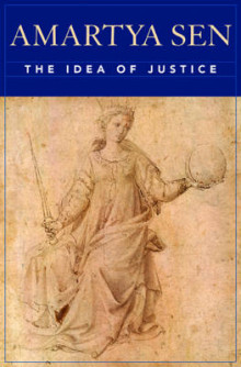 The Idea of Justice av Amartya K. Sen (Heftet)
