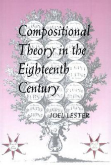 Compositional Theory in the Eighteenth Century av Joel Lester (Heftet)