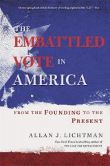 Omslag - The Embattled Vote in America