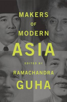 Makers of Modern Asia av Ramachandra Guha (Innbundet)