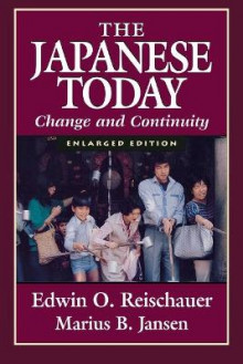 The Japanese Today av Edwin O. Reischauer og Marius B. Jansen (Heftet)